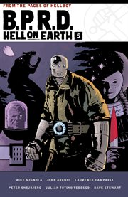 B.P.R.D. Hell on Earth. Volume 5 cover image