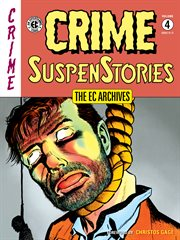 Crime suspenstories. Issue 19-27, Issues 19-27 cover image
