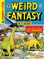 Weird fantasy. Volume 3, issue 13-18 cover image