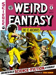 Weird Fantasy. Volume 4, issue 19-22 cover image