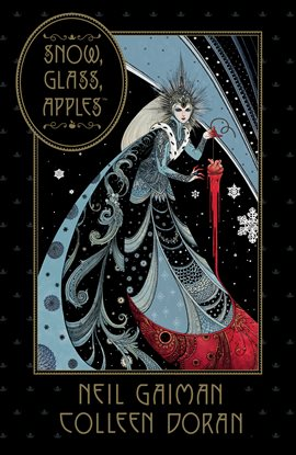 Snow, Glass, Apples, book cover