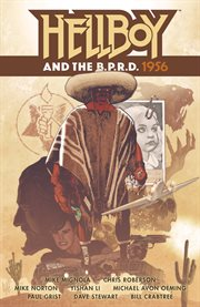 Hellboy and the B.P.R.D. Issue 1-5. 1956 cover image