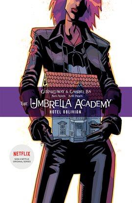 The Umbrella Academy Vol. 3: Hotel Oblivion Book Cover