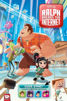 Disney-Ralph-Breaks-the-Internet:-Click-Start--A-Select-Your-Story-Adventure