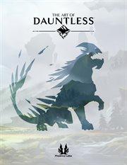 The art of dauntless cover image