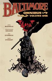 Baltimore omnibus. Volume 1 cover image