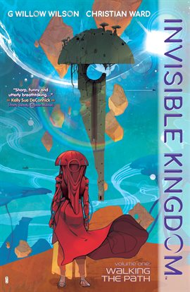 Invisible Kingdom by G. Willow Wilson Book Cover