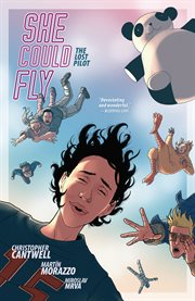 She could fly. Volume 2, issue 1-5, The lost pilot cover image