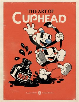 The Art Of Cuphead Book Cover