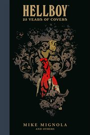 Hellboy : 25 years of covers cover image