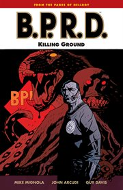 B.P.R.D cover image