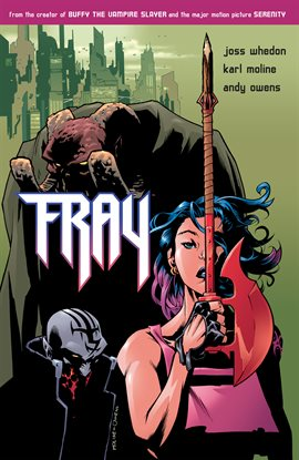 Cover image for Fray: Future Slayer