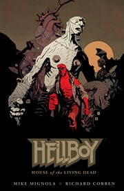 Hellboy. House of the living dead cover image