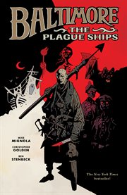 Baltimore. The plague ships Volume one , cover image