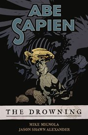 Abe Sapien. The drowning [1], cover image