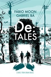 De:tales stories from urban Brazil cover image
