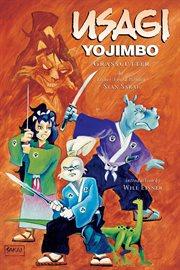 Usagi Yojimbo grasscutter cover image