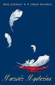 Neil Gaiman's murder mysteries cover image