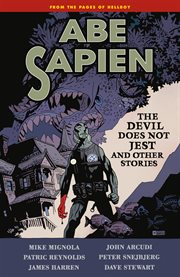 Abe Sapien. [2], The devil does not jest and other stories cover image