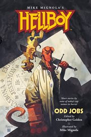 Hellboy. Odd jobs cover image