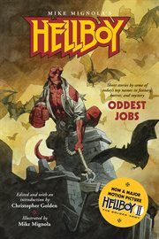 Hellboy. Oddest jobs cover image