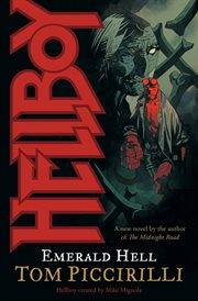 Hellboy: Emerald hell cover image