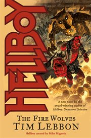 Hellboy: the fire wolves cover image