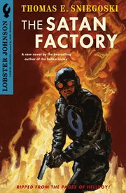 Lobster Johnson: the satan factory cover image