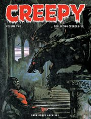 Creepy archives. Volume 2 cover image