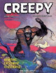Creepy archives vol. 3 cover image