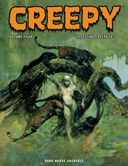 Creepy achives. Volume 4 cover image