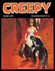 Creepy archives. Hell and back Volume eight, cover image