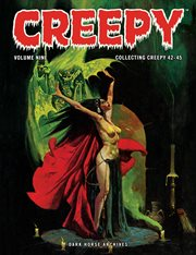 Creepy archives, Volume 9 cover image