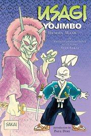 Usagi Yojimbo. Volume 14, Demon Mask cover image