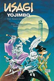 Usagi yojimbo the shrouded moon cover image