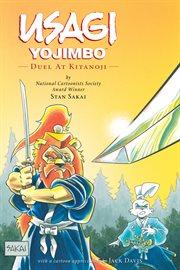 Usagi Yojimbo. Duel at Kitanoji [Book 17], cover image