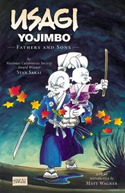 Usagi Yojimbo Saga Book 19: Fathers and Sons