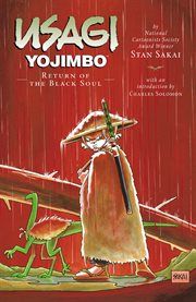 Usagi yojimbo saga book 24: return of the black soul. Issue 103-109 cover image
