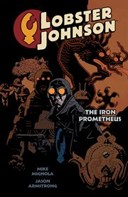 Lobster Johnson iron Prometheus cover image