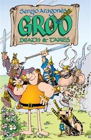 Sergio Aragonés Groo death & taxes cover image
