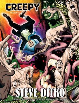 Cover image for Creepy Presents: Steve Ditko