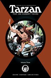 Tarzan archives: the joe kubert years volume 3 cover image