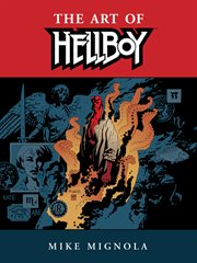 The art of Hellboy cover image
