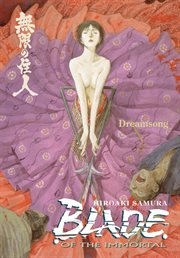 Blade of the immortal. Dreamsong Volume 3, cover image