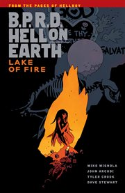 B.P.R.D Lake of fire 8, hell on Earth cover image
