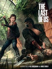 The art of the last of us cover image