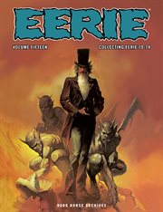 Eerie archives vol. 15 cover image