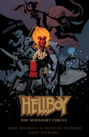 Hellboy. The midnight circus cover image