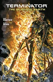 Terminator the burning earth cover image