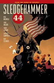 Mike Mignola's Sledgehammer 44. [1] cover image